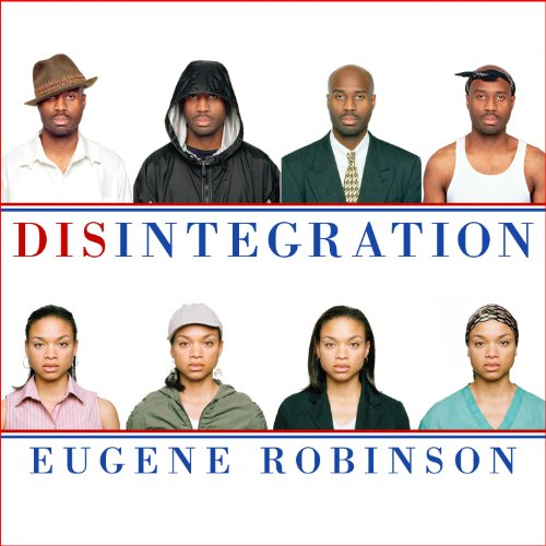 Disintegration audiobook cover art