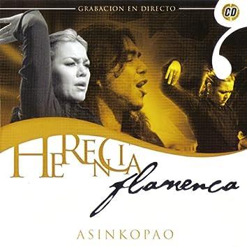 Herencia Flamenca. Asinkopao