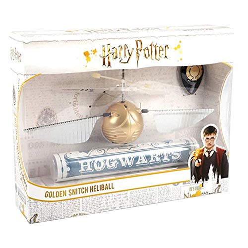 Wow! Stuff Collection Harry Potter Golden Snitch Heliball – Award Winner!