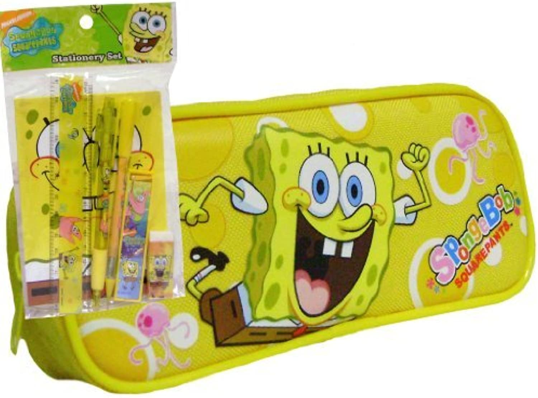 New Spongebob Gelb Pencil Case Case Case & Stationery Kit by SpongeBob SquarePants B016LBY6N8 | Elegantes Aussehen  c6f6b2