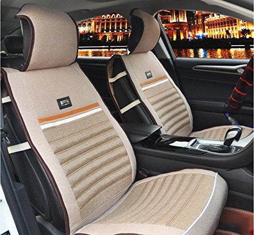 AMYMGLL Coussin de voiture Général Couverture Linge Deluxe Edition (6set) Coussin voiture couverture générale Four Seasons Universal 5 couleurs , 1