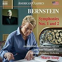 Bernstein: Symphonies Nos 1 &