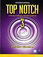 TOP NOTCH (2/E) 3 SB+ABK+MYLAB (TOP NOTCH 2E)