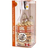 Bill Natural Sources Facial Oil w/ Placenta Protein & Royal Jelly & Vitamin E SPF15, 180 gelcaps