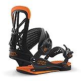 Union Cadet Rilegatura snowboard, Nero M Arancione