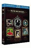 Tim Burton Collection : Sweeney Todd + Charlie et la chocolaterie + Les noces funèbres [Francia] [Blu-ray]