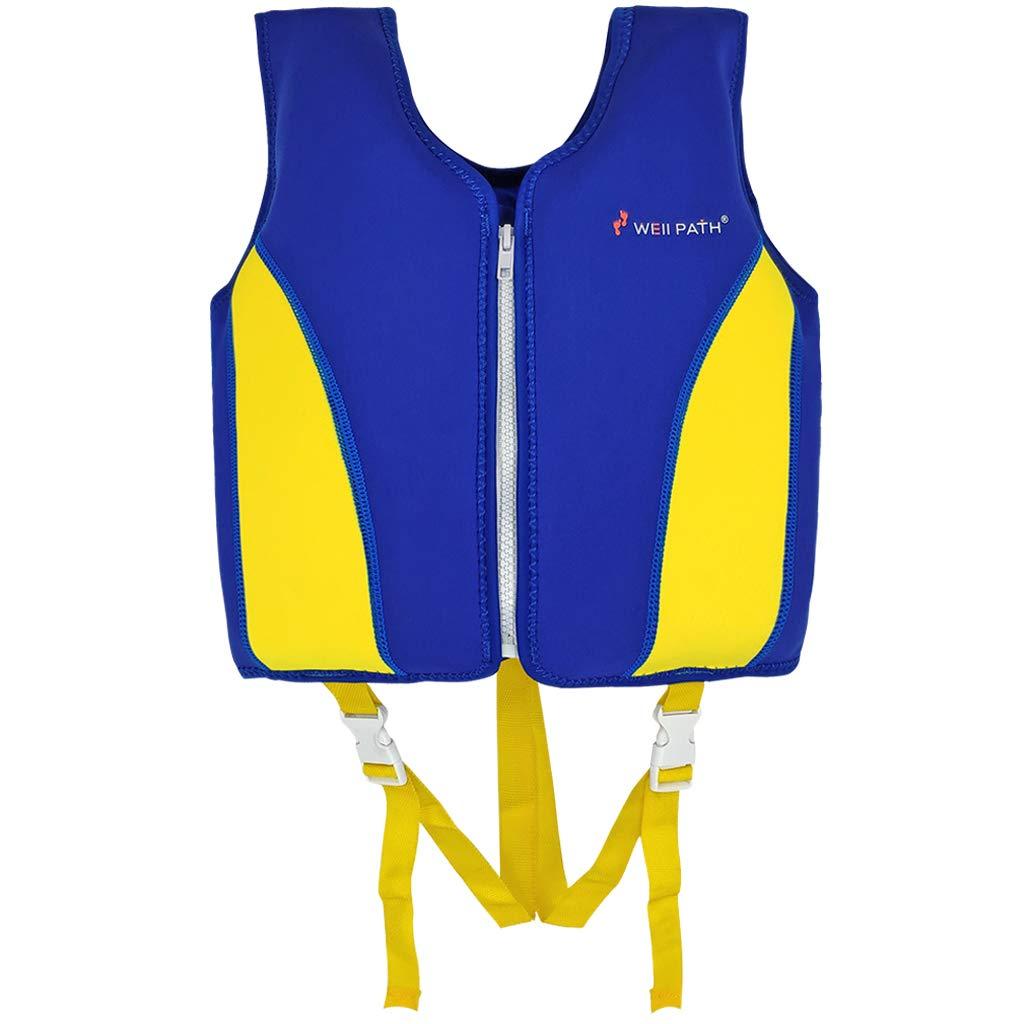 Kids Swim Vest Float Jacket Neoprene Arlington Mall Swimming Girls Boys Los Angeles Mall