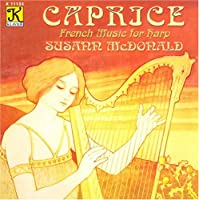 Caprice-French Music for Harp