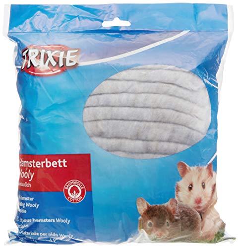 Trixie Mouton pour Hamster Parure de lit