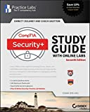 CompTIA Security+ Study Guide Exam SY0-501 & Online Lab Card Bundle