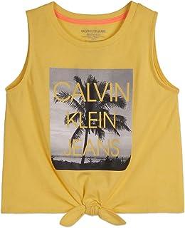 CALVIN KLEIN Girls' Tank Top