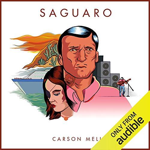 Saguaro audiobook cover art