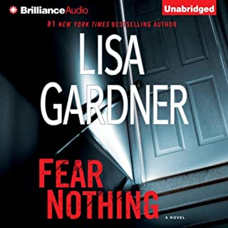 Page de couverture de Fear Nothing