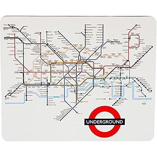 Printable London Subway Map.London Tube Map Amazon Co Uk