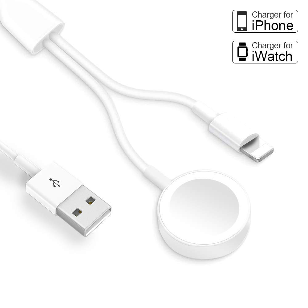 Compatible iWatch Charger iPhone Wireless