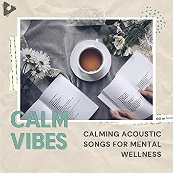 Calming Acoustic Songs for Mental Wellness
