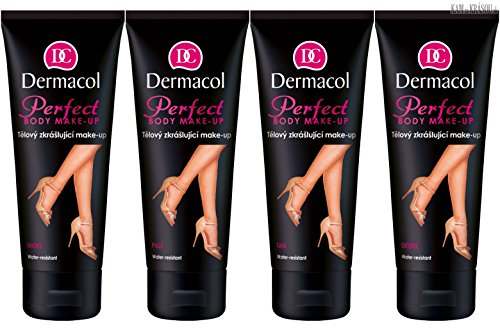 Dermacol - Perfect Body Make-up - 100ml (Ivory)