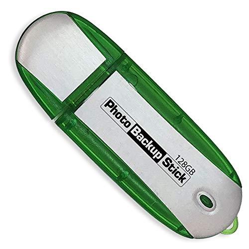 Photo Backup Stick para ordenadores, tabletas y teléfonos 128 GB