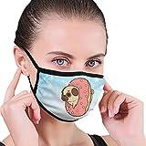 CZLXD - Máscara Antipolvo para Perro Carlino, máscara anticontaminación para Hombre y Mujer