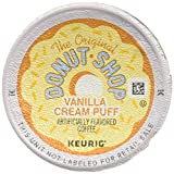 THE ORIGINAL DO Keurig Green Mountain Donut Shop Coffee, Medium Roast, Vanilla Puff, 12 ct