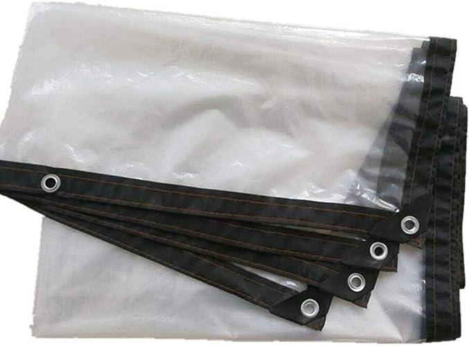 PB-tarpaulin Bache imperméable en Tissu imperméable en Toile de Toile de Camion de Prougeection Solaire en Toile de bache recouverte de Tissu Enduit d'épaisseur 0.3mm 150g   m2 (Taille   8x8m)