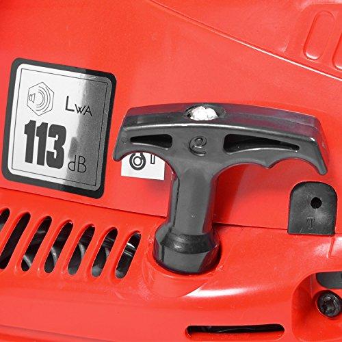 HECHT Benzin-Kettensäge 44 - 4