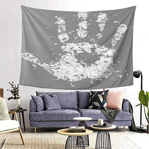 White Hand of Saruman Racerback Tank Top Art Tapestry Handicraft Party Decoration Banner Garland Event Banner and Home Decoration