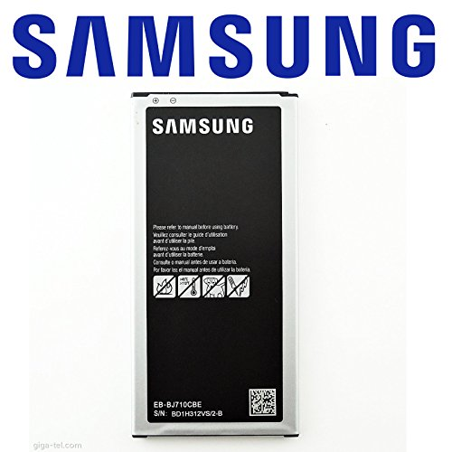 SAMSUNG Original BATTERY FOR GALAXY J7 2016 SM-J710 J710 J710F 3300mAh