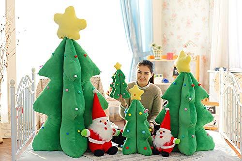 Minions Boutique - Cojín con Forma de árbol de Navidad