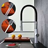 Homelody colonne de douche + robinet de cuisine (A)