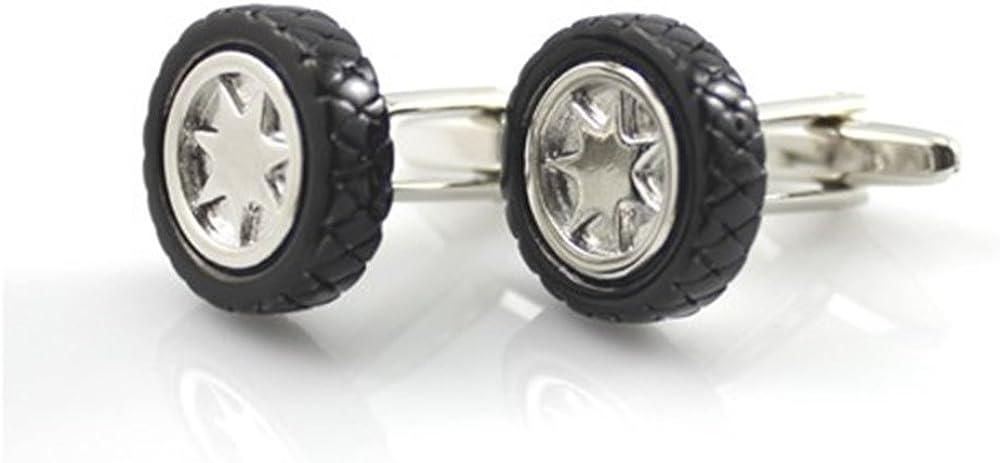 Procuffs Black Car Truck Wheel Rim Ranking TOP20 Tire Free Box + Max 83% OFF C Cufflinks