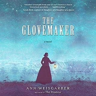 The Glovemaker audiobook cover art