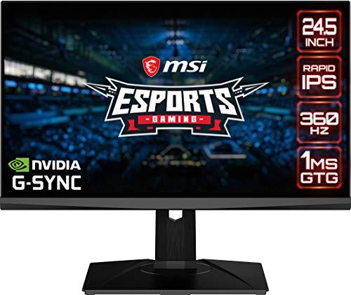 monitor gaming 360hz MSI Oculux NXG253R Monitor Gaming 24.5