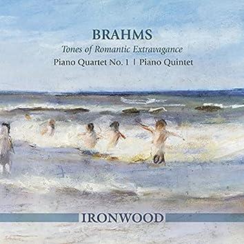 Brahms: Tones of Romantic Extravagance – Piano Quartet No. 1, Piano Quintet