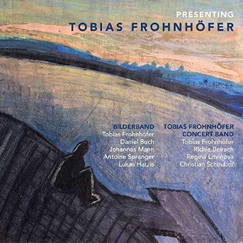 Presenting Tobias Frohnhöfer
