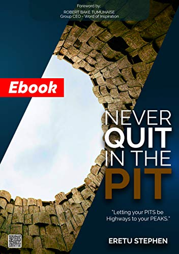 NEVER QUIT IN THE PIT: Letting Your Pits Be Highways to Your Peaks (OCEAN OF WISDOM BOOKS Book 1) (English Edition)