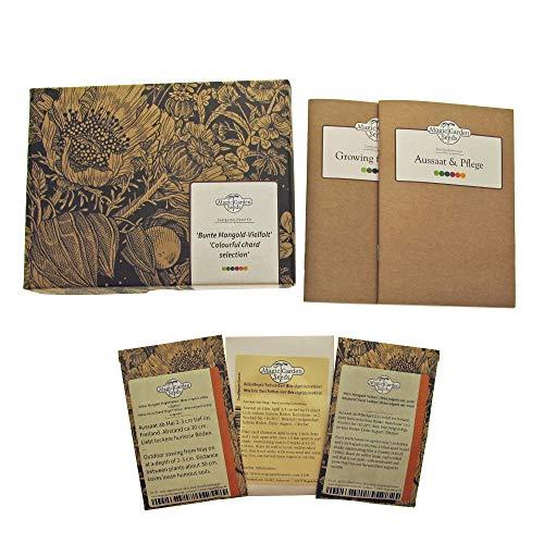 I consigli di Chedonna.it: Varietà di bietole colorate - set regalo di semi