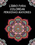 Libro Para Colorear Personas Mayores: Libro Para Colorear Para Pacientes con Demencia y Alzheimer | ...