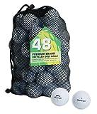 Second Chance Slazenger 48 Balles de golf de récupération Qualité supérieure Grade A