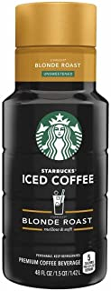 Best starbucks iced coffee dark roast unsweetened caffeine Reviews