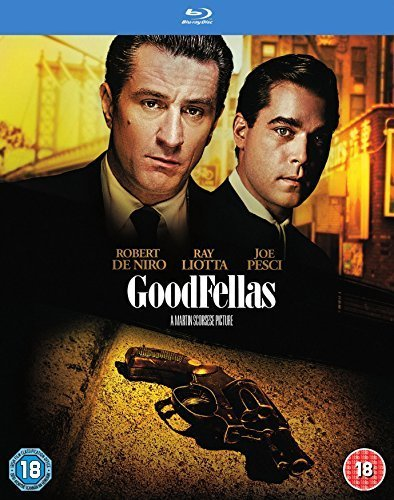 GoodFellas - Drei Jahrzehnte in der Mafia (BOX) [2Blu-Ray] [Region B] (Deutsche Untertitel)