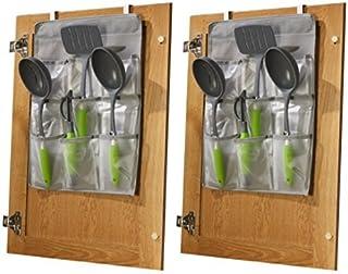 Jokari Cabinet Door Gadget Pockets (2 Pack)