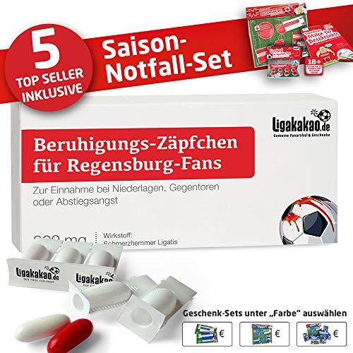 Alles für Regensburg-Fans by Ligakakao.de Kaffee-Becher ist jetzt das GROßE Saison Notfall Set
