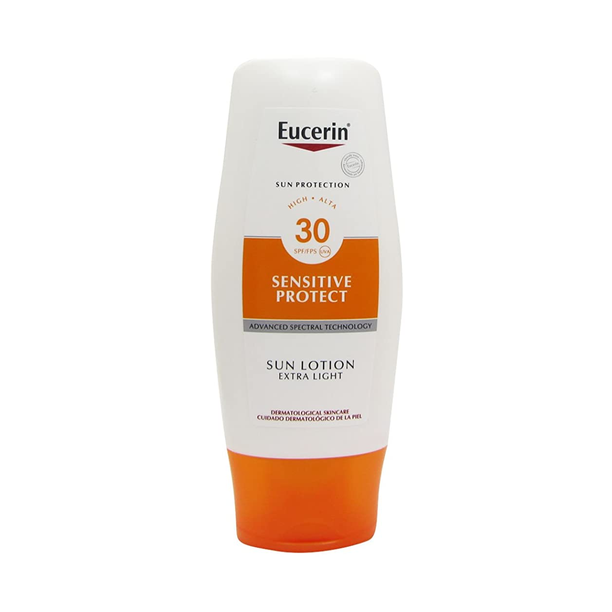 迷路軽蔑食器棚Eucerin Sun Extra Light Lotion Spf30 150ml [並行輸入品]