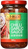Lee Kum Kee Chilli Garlic Sauce, 1er Pack (1 x 368 g)