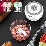 Zoom IMG-1 guangcailun aglio grinder elettrico spice