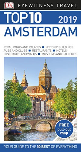 Amsterdam. Top 10. Eyewitness Travel Guide (DK Eyewitness Travel Guide) [Idioma Inglés]