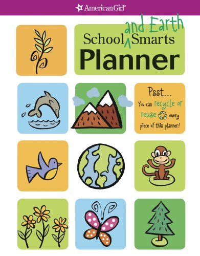 School and Earth Smarts Planner (American Girl)