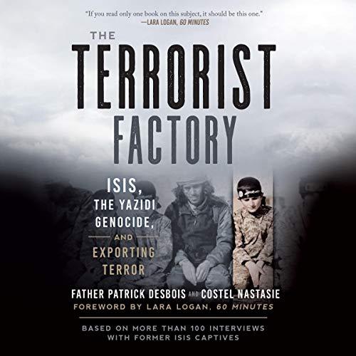 Couverture de The Terrorist Factory
