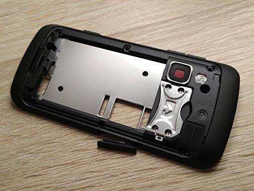Nokia C6–00Copri B della Cover Parte centrale BLACK